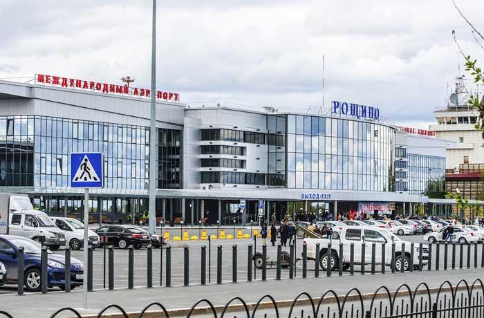Аэропорт Тюмень терминал