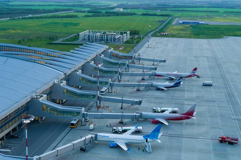 Аэропорт Платов