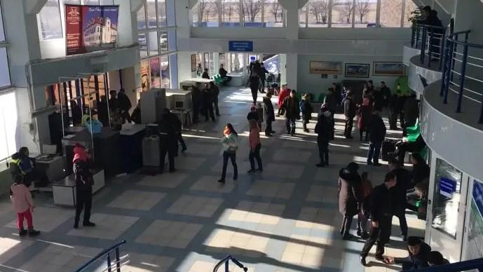 Авиабилеты аэропорт Элиста