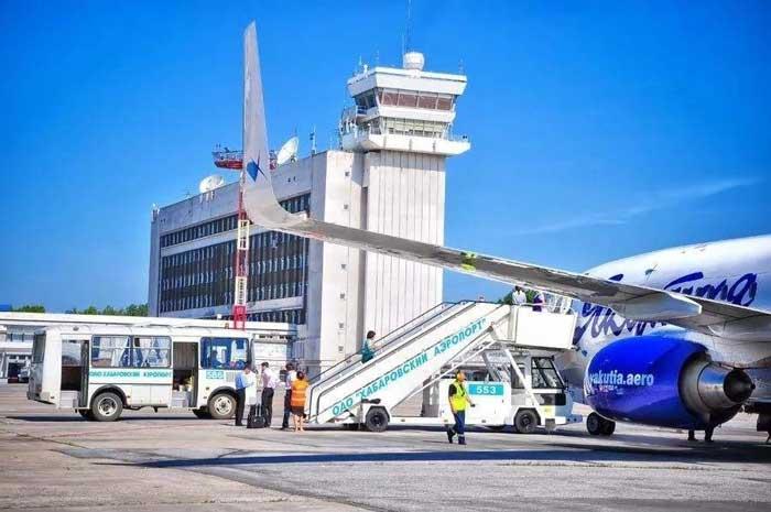 Аэропорт Хабаровск расписание