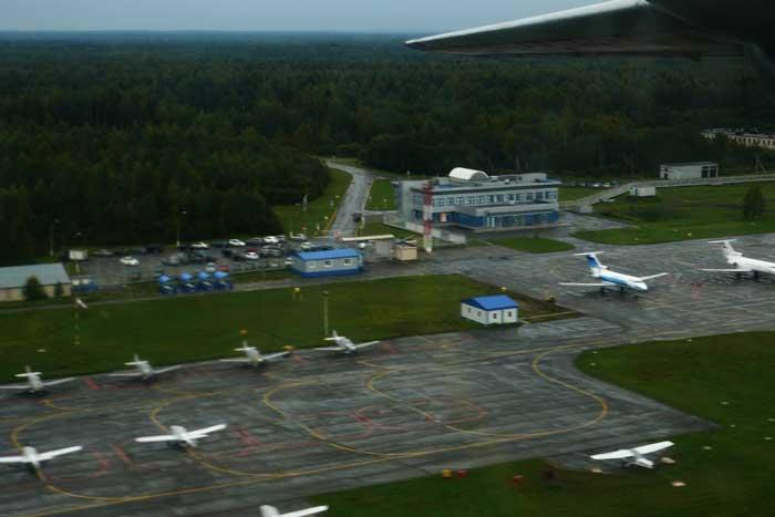 Аэропорт Череповец. Купить авиабилеты