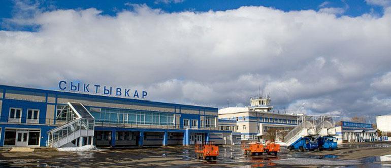 Онлайн табло вылета и прилета Аэропорт Сыктывкар