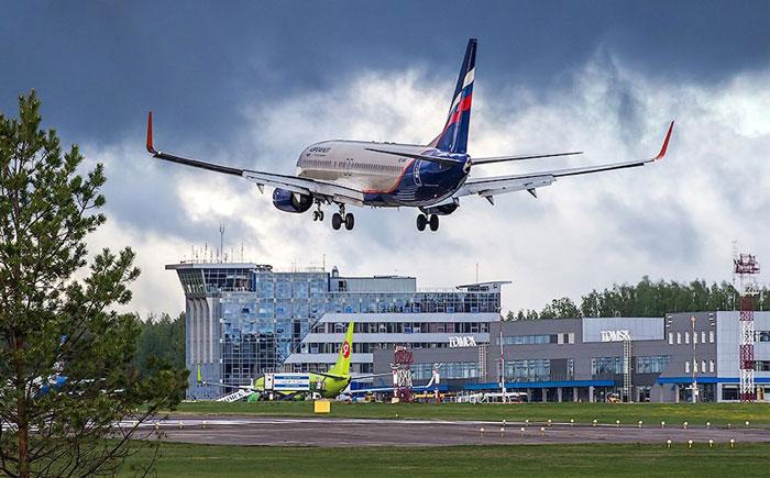 Аэропорт Томск онлайн табло