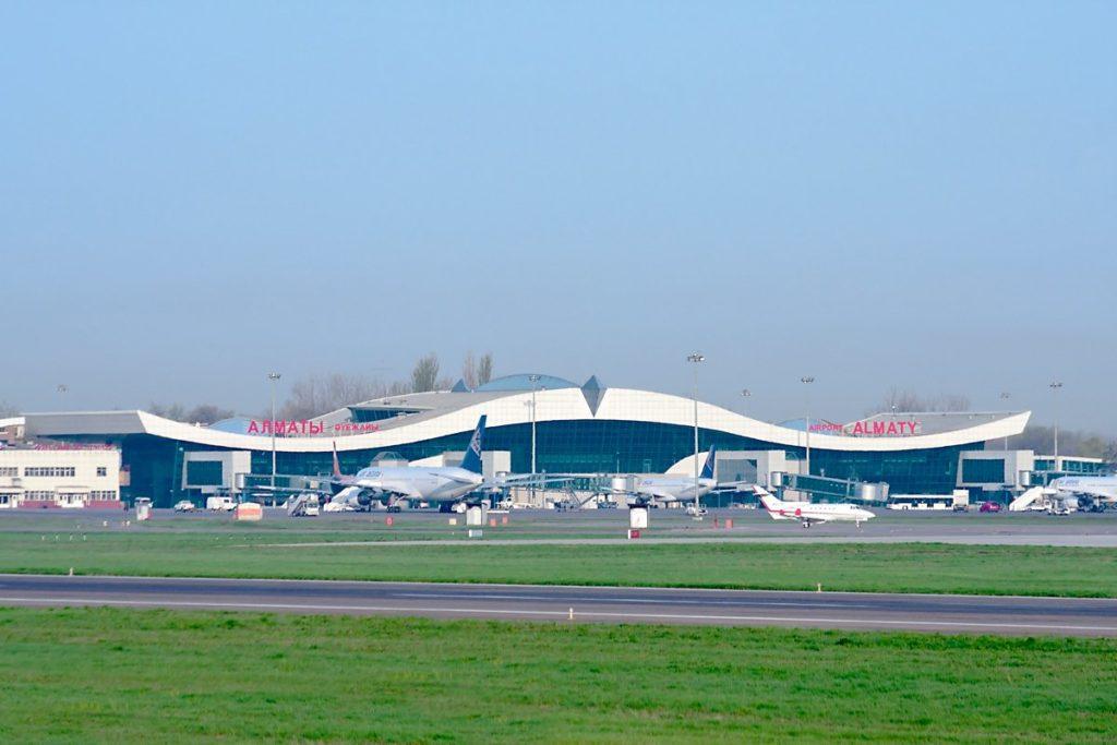 аэропорт Алматы расписание рейсов