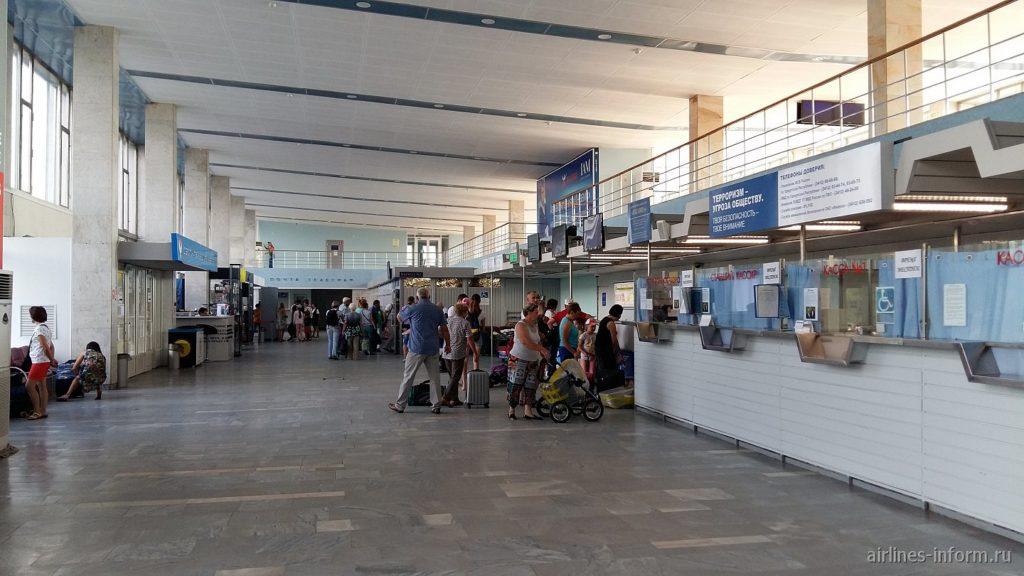Аэропорт Ижевск расписание рейсов