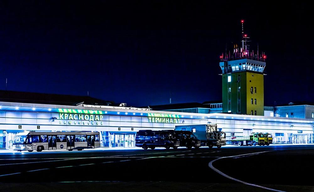 аэропорт Краснодар