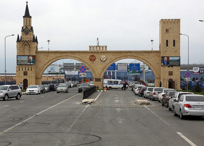 Ворота в аэропорт