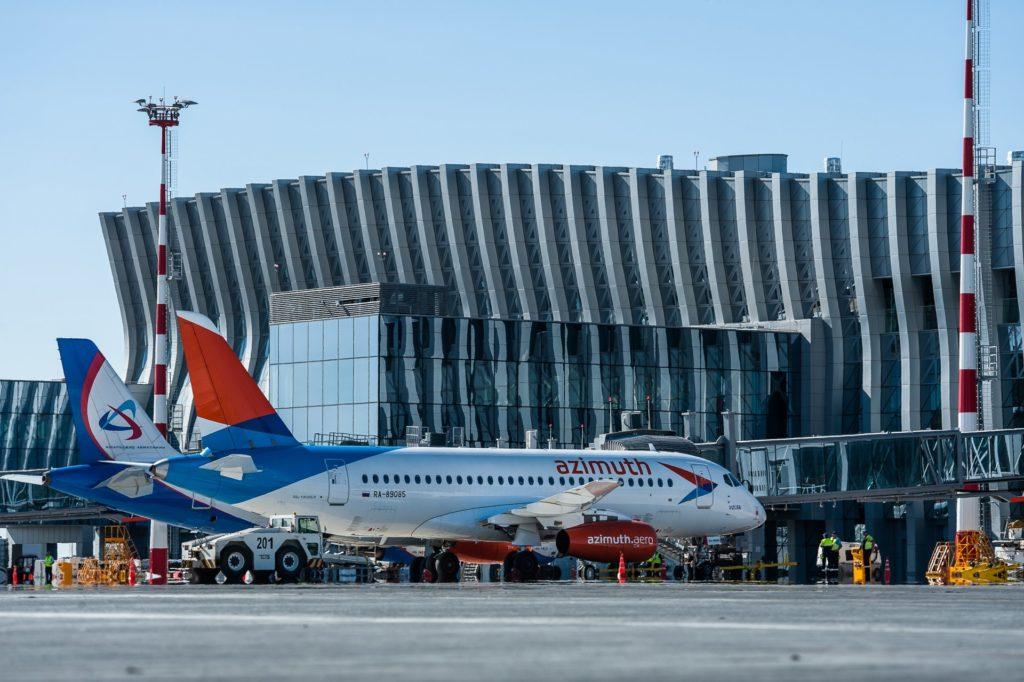 Аэропорт Симферополь терминал