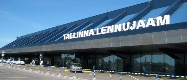 аэропорт Таллин