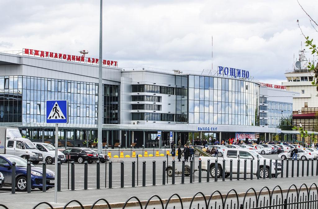 аэропорт Тюмень