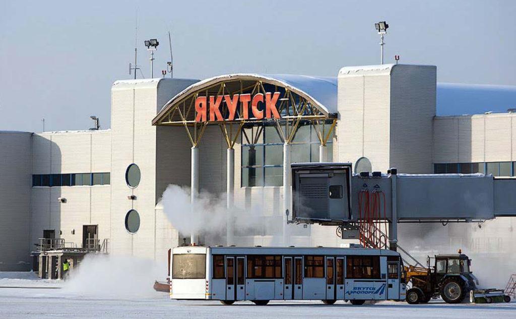 Международный аэропорт Якутск