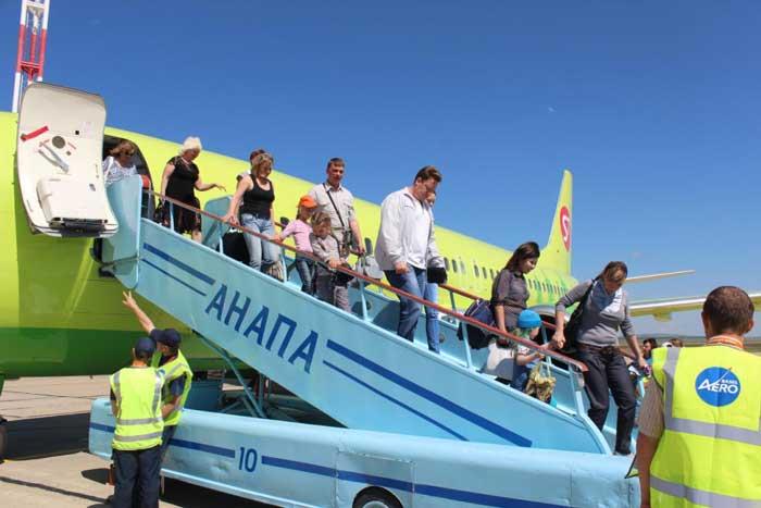 Авиабилеты аэропорт Анапа