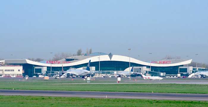 Авиабилеты аэропорт Алматы