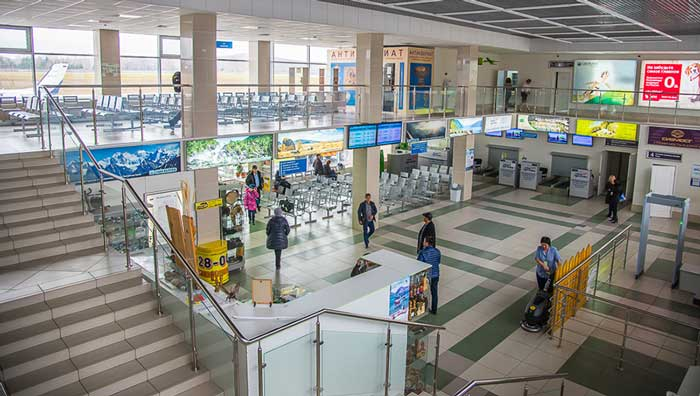 Аэропорт Горно-Алтайск авиабилеты