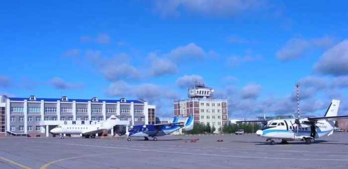 Аэропорт Нягань авиабилеты