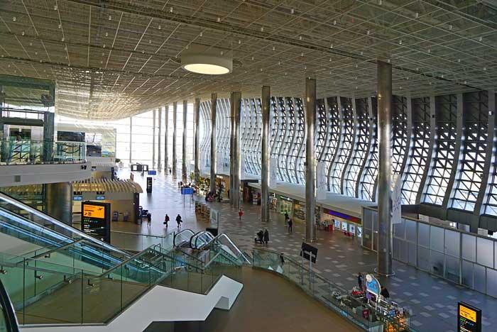 Новый терминал изнутри