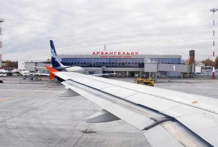 Авиабилеты аэропорт Архангельск