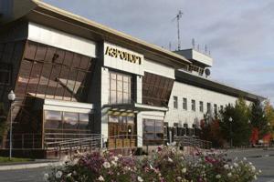 Аэропорт Белоярский