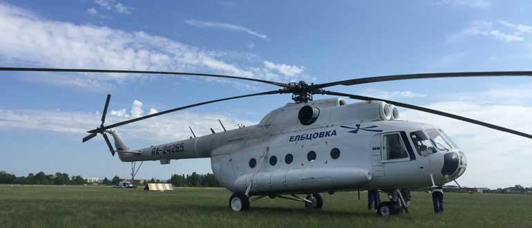 Авиакомпания Ельцовка