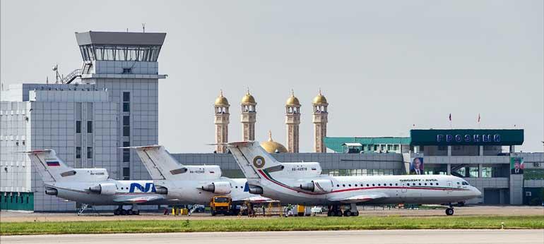 Аэропорт Грозный онлайн табло вылета и прилета, расписание рейсов