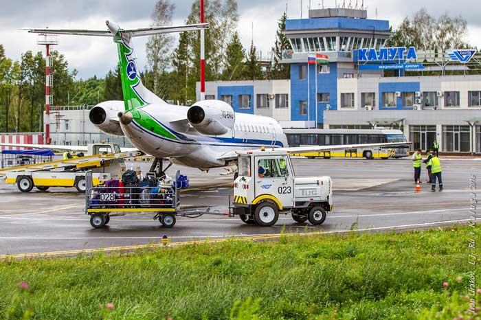 Аэропорт Калуга расписание