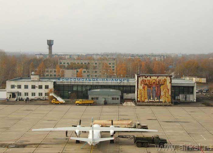 Аэропорт Комсомольск-на-Амуре расписание рейсов