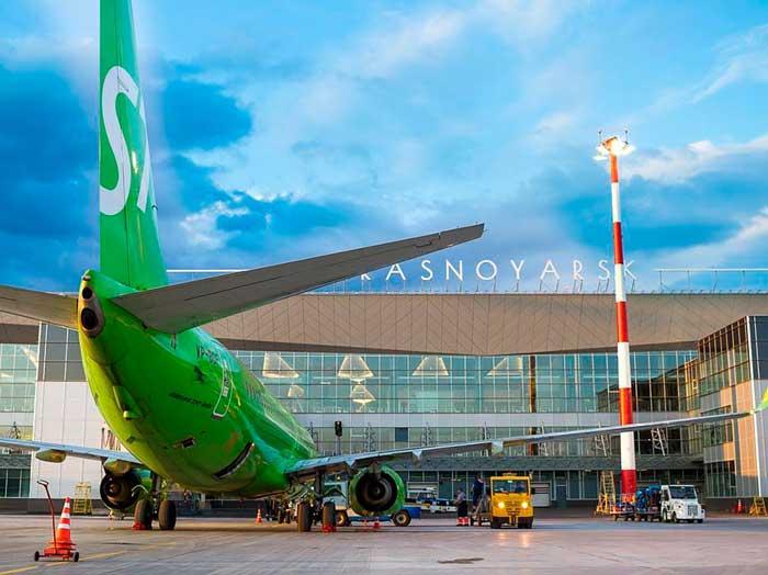 Аэропорт Красноярск онлайн табло