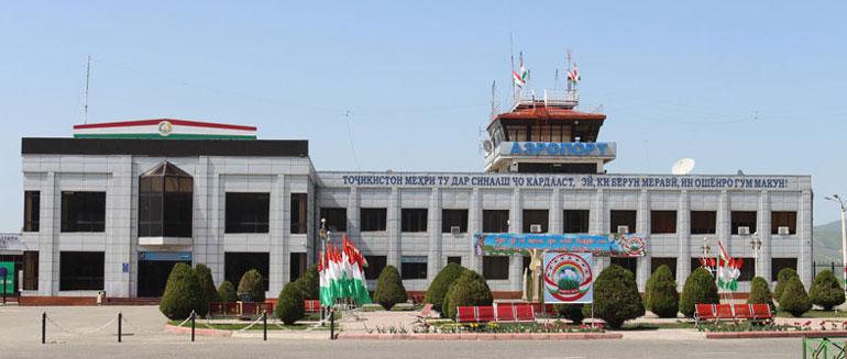Куляб аэропорт