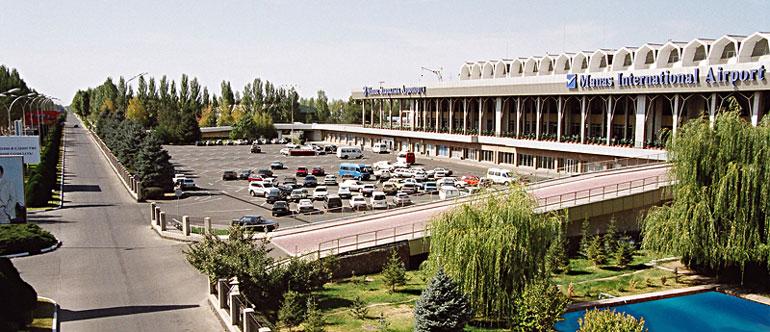 Онлайн табло вылета и прилета Аэропорт Манас Бишкек