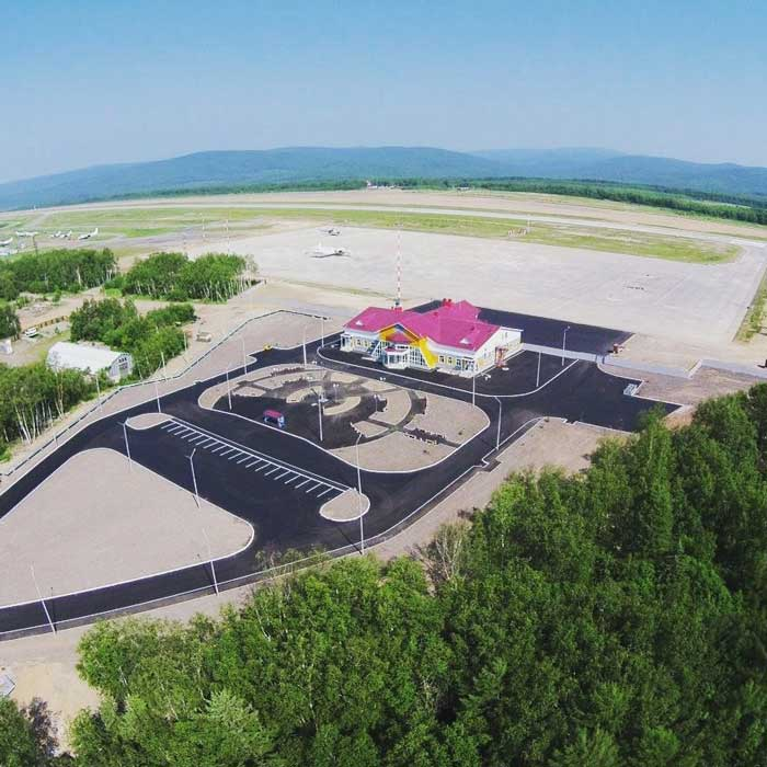 Аэропорт Николаевск-на-Амуре авиабилеты