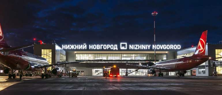 Онлайн табло Аэропорт Нижний Новгород
