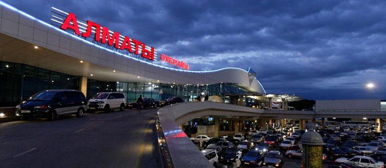 Онлайн табло вылета и прилета Аэропорт Алматы
