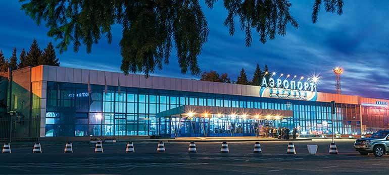 Онлайн табло вылета и прилета Аэропорт Барнаул