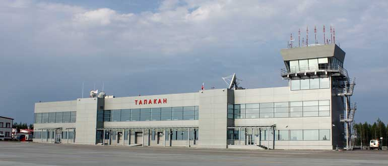 Аэропорт Талакан Онлайн табло расписание рейсов