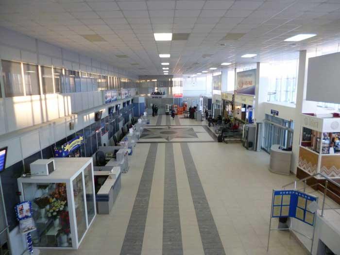 Расписание рейсов Архангельск аэропорт