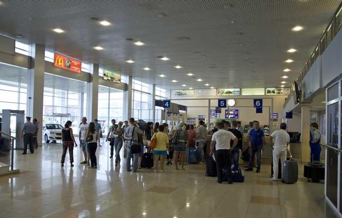 Расписание рейсов аэропорт Астрахань