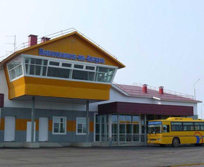 Аэропорт Николаевск-на-Амуре расписание рейсов