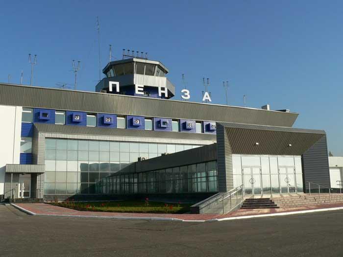 Аэропорт Пенза расписание рейсов