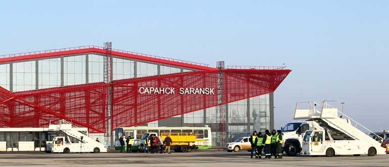 Аэропорт Саранск расписание онлайн табло