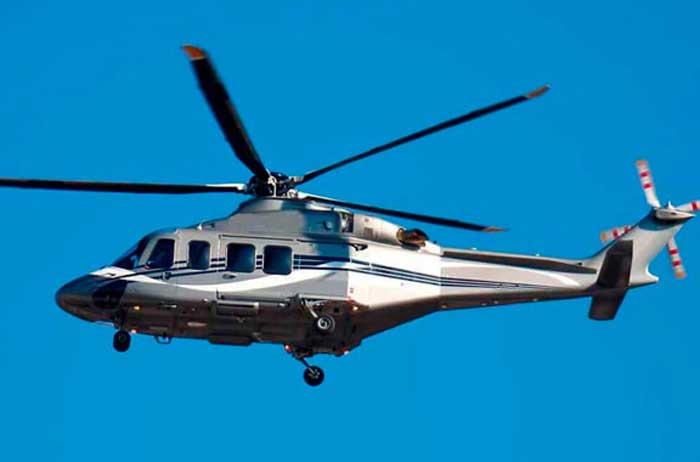 AW139 авиакомпании Северо-Запад