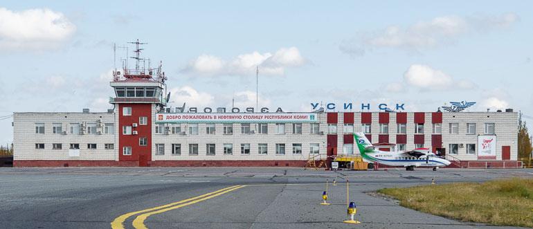 Аэропорт Усинск расписание онлайн табло