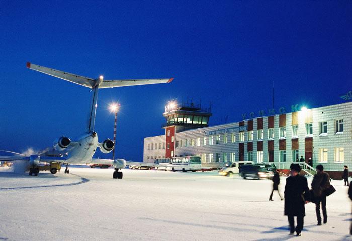 Аэродром Усинск