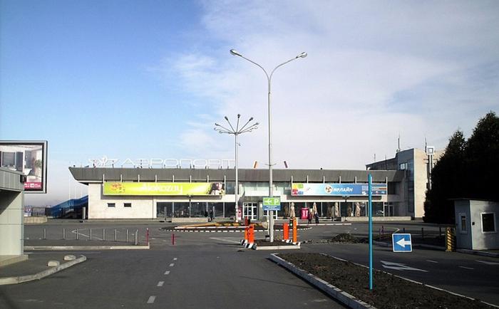 Аэродром Владикавказ