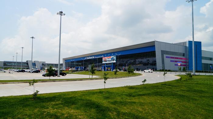Аэродром Владивосток