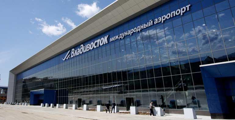 Online табло вылета и прилета аэропорт Владивосток Кневичи