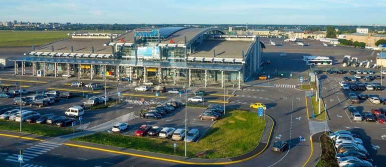 Аэропорт Жуляны Киев