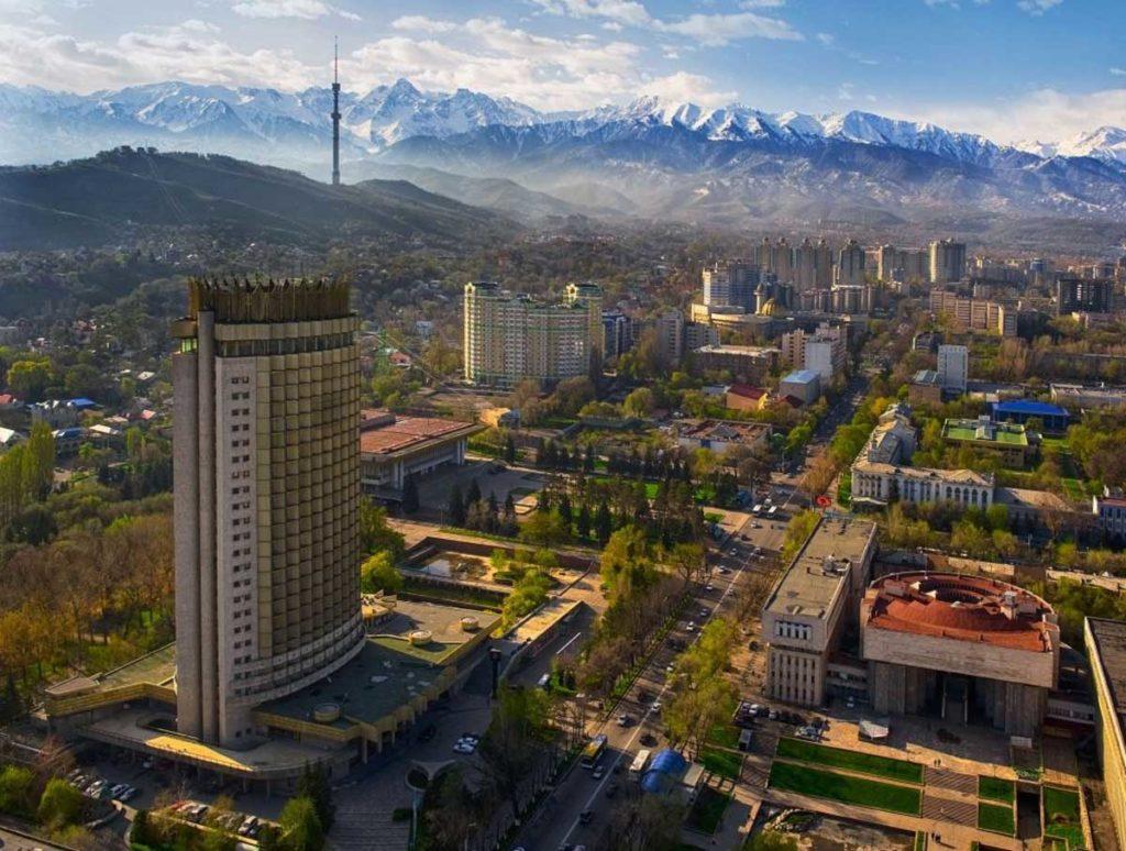 Авиабилеты Москва Алмата. Купить дешево. Низкие цены