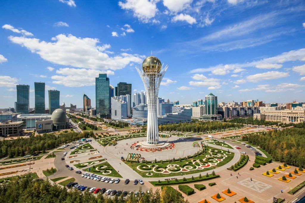 авиабилеты Москва Нурсултан Назарбаев