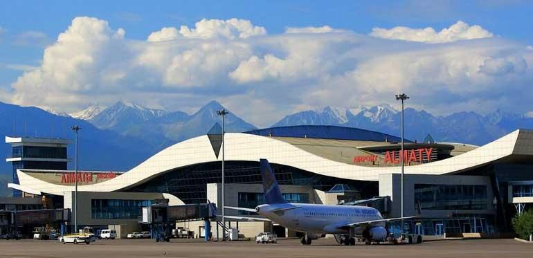 Авиабилеты Москва Алматы