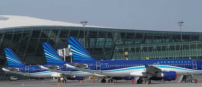 Авиабилеты Москва Баку